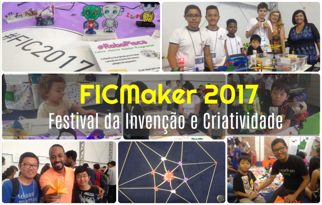 FICMaker 2017 - Colagem