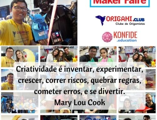 Maker Faire 2017 em Belo Horizonte
