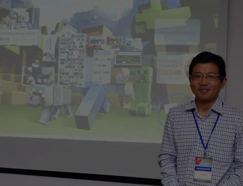 Palestra no evento Inova Educa – Programação e Robótica para Crianças