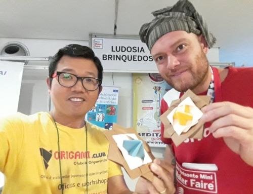 Entrevista com Rafael Sol da Ludosia – Maker Faire 2017