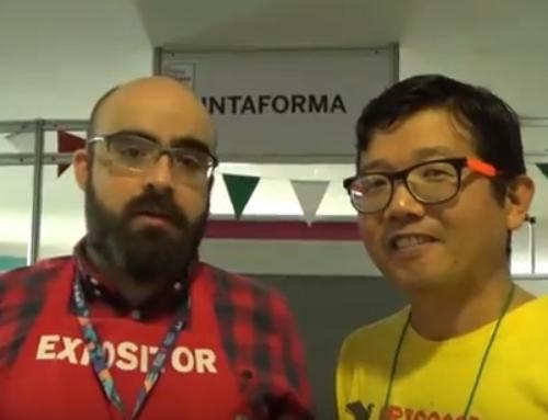 Entrevista com Ulisses da Instaforma – Maker Faire 2017