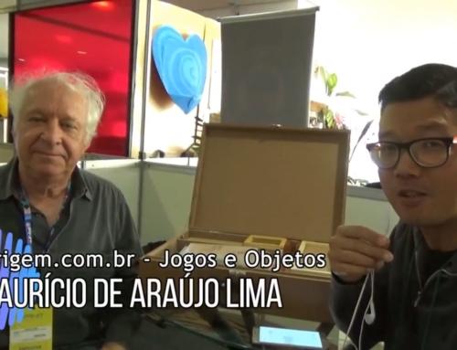 Origem Jogos – Entrevista com Mauricio Lima Maker Faire 2017