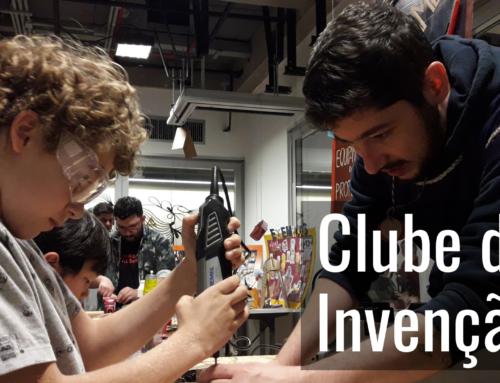 Clube de Invenção no SESC Paulista