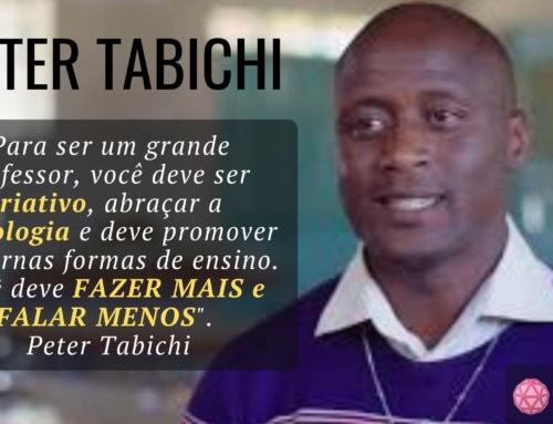Peter Tabichi é vencedor do Global Teacher Prize 2019