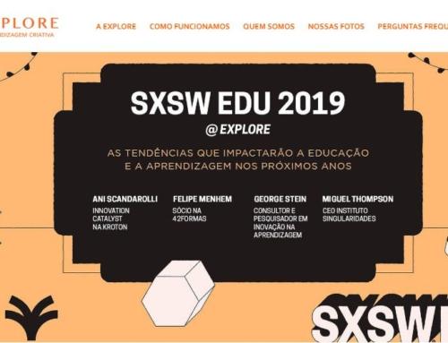 SXSW EDU 2019 na Explore