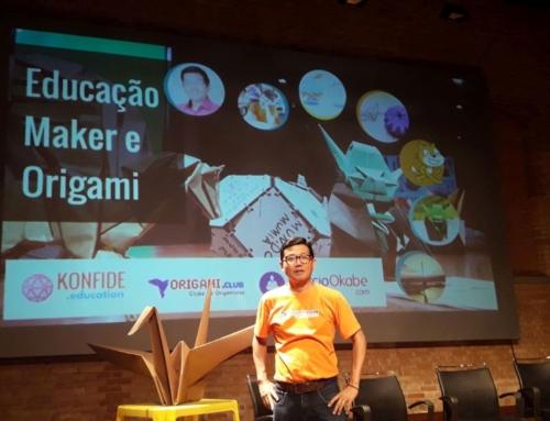 Educação Maker e Origami no Museu Catavento