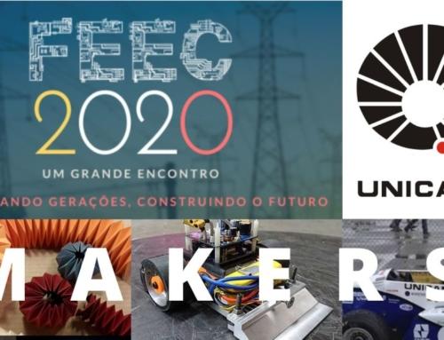 Oficinas Maker na Unicamp – Encontro de Ex-alunos da FEEC