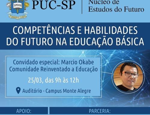 Competências e Habilidades do Futuro da Educação Básica na PUC SP