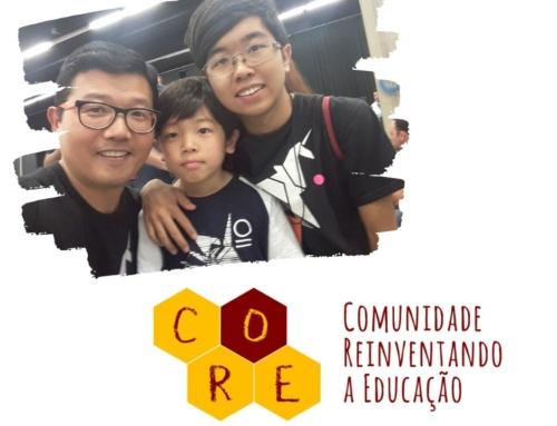 CORE – Comunidade Reinventando a Educação