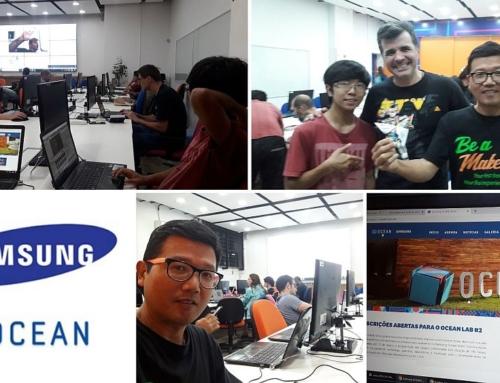 Cursos gratuitos na Samsung Ocean – Realidade Aumentada