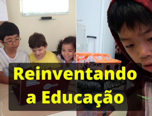 Reinventando a Educação   Pandemia   Crise ou Oportunidade